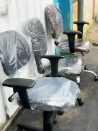 Cadeiras escritório 150,00