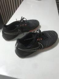 Chuteira Nike tiempo finale futsal
