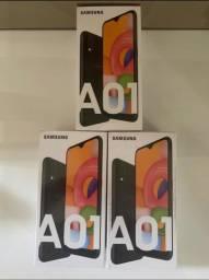 Samsung Galaxy A01 Duos Preto