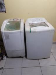 Máquina de lavar para retirada de peças
