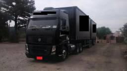 Volvo fh 460 motor novo - 2012