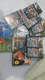 Super Coleção de Cds e DVDs de Rock. Mais de 100 Vídeos !!!