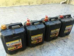 Galões 20 Litros Limpos P/ Combustivel