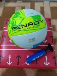 Bola de vôlei Penalty + bomba