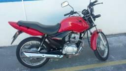 Honda CG Fan 125 Es - 2011