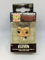 Stranger Things - Eleven Chaveiro Funko Pop