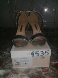 Sapato - dourado