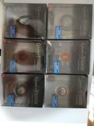 Coleção Steelbook Game of Thrones 1 a 6