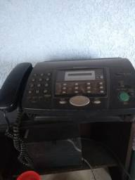 Telefone residencial com fax $100