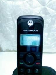 Telefone residencial Motorola sem fio. semi Novo.