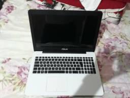 Notebook Asus Z550MA branco