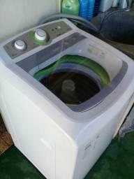 Vendo máquina Consul 11,5 kilos inox , com garantia ,troco por uma menor quero volta $$$