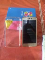 Celular Moto C Plus - Semi-Novo