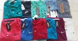 Camisas normal e Camisas Polos