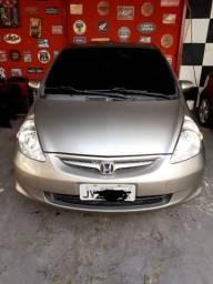 Honda Fit EX 1.5 automático CVT - 2008