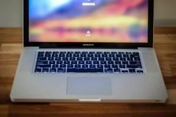 """MacBook Pro 15"""" i7 16GB 480 ssd inicio 2011 usado"""