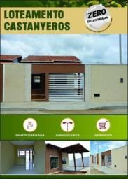 Castanheyros / 70m², 1 vaga, 2/4 sendo 1 suíte / Documentação grátis