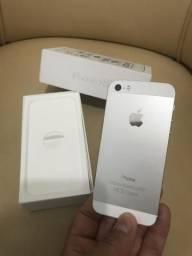 IPhone 5s 16GB Silver - IGUAL NOVO - Parcelo no Cartão