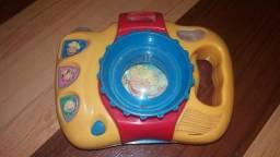 Câmera de brinquedo