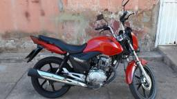 Moto titan Honda CG 150 Mix EX ANO 2010 - 2010