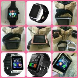 Relógio Inteligente Smart Watch A1 e Zd09