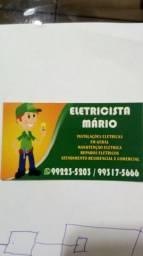 Eletricista Mário