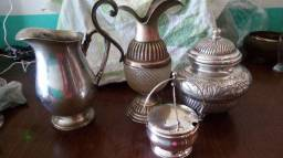Jogo de prata relíquia