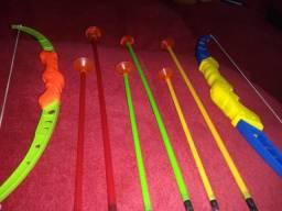 Arco e flecha - brinquedo