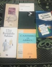 Vendo todos os livros