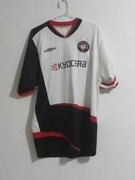 Camisa Atlético PR - Umbro - GG 0d9112c7e6535