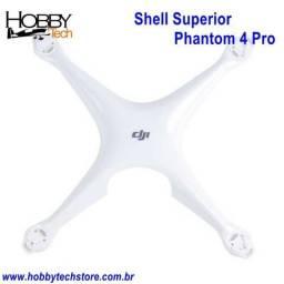 Shell Carcaça Superior Phantom 4 Pro - Nova