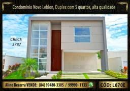 Duplex com 5 quartos no Novo Leblon, analisa receber imóvel como entrada, confira