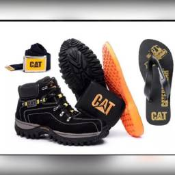 ? Kit Botas Caterpillar TOP