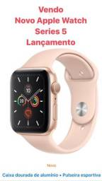 Apple watch 5!!! 40 mm gold! Pulseira rose