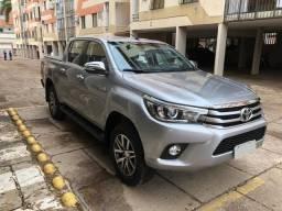 Hilux SRX 2016/2017 2.8 4X4 CD Diesel - Completa - 77.000 KM - 2017
