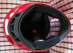 Vendo capacetes novos