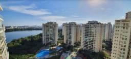 Peninsula Loft mobiliado e equipado pronto para morar na Barra da Tijuca