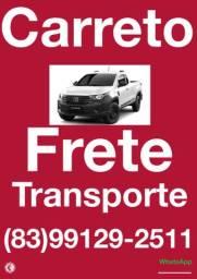 Mudança & Carreto & Frete & Transporte
