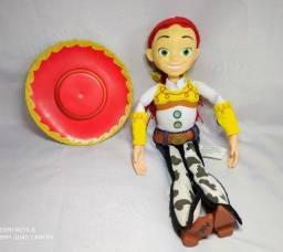 Woody Jessie e Buzz Ligthiear Bonecos Toy Story