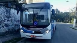 Título do anúncio: Ônibus comil Mercedes 1721 ano 2014