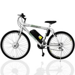 Bicicleta Elétrica TecCity Motor 350W Bateria Trapézio 10a/h