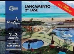 Frente mar 02 e 03 Qts 03 suítes e coberturas com piscina Arraial do Cabo