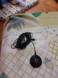 Microfone de calibração sony