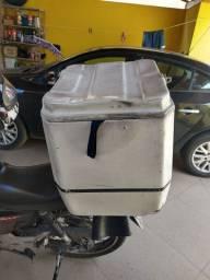 Baú zimbau de fibra 90 litros