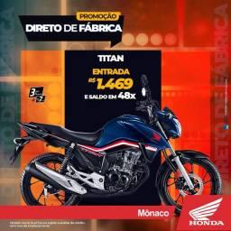 Cg 160 Titan  2020/2021
