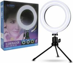 RING light iluminador 6 Polegadas