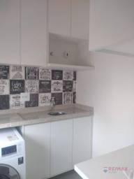 Kitnet com 1 dormitório para alugar, 50 m² por R$ 750,00/mês - Vila Redentora - São José d