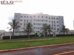 Apartamento para alugar com 1 dormitórios em Parque industrial, Maringa cod:04589.001
