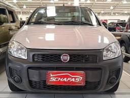 FIAT STRADA 1.4 MPI HARD WORKING CS 8V FLEX 2P MANUAL 2019