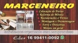 Marceneiro & fretes